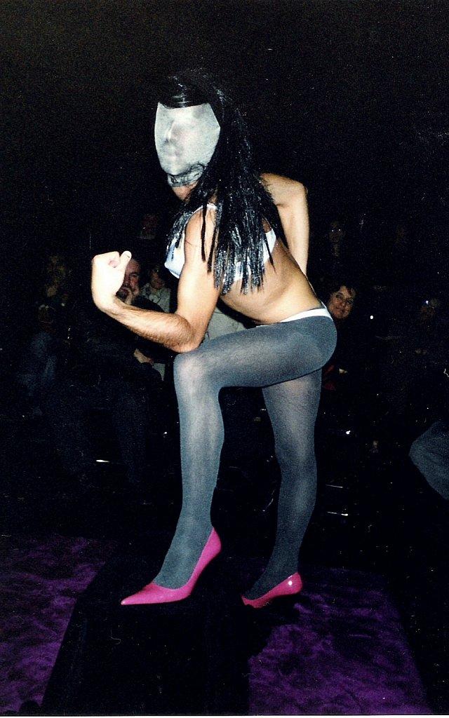 Strip Me, Dress Me